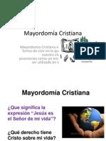 Mayordomía Cristiana