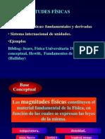 Magnitudes Dimensiones
