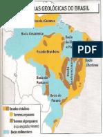 MAPA GEOLÓGICO DO BRASIL 001