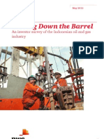 Indonesian Oil and Gas Survey 2012