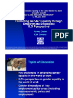 Session 6. NAOKO OTOBE_Promoting Gender Equality