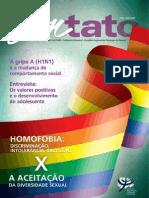 Revista de Psicologia Contato Homofobia X Diversidade