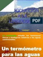 LIMNOLOGIA-BIOLO