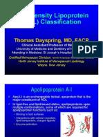 HDL Classification Slides