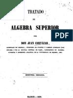 Tratado de Algebra Superior