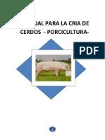 Manual Para La Cria de Cerdos Version Final
