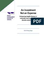An Investment not an Expense.pdf