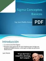Seis Sigma Conceptos Basicos
