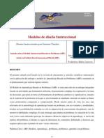 Modelos de diseño Instruccional ABP
