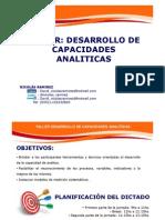 Desarrollo de Capacidades Analiticas