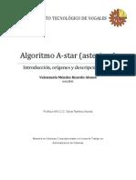 Algoritmo Estrella