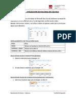Clase Excel Ejercicios Resueltos y Propuestos