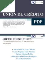 Union de Credito Presentacion