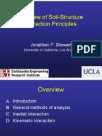 Overview of SSI Sem Jon Stewart