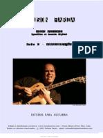 [Nelson Faria] Estudos Para Guitarra (Volumes. 1 Ao 6) - [Completo]
