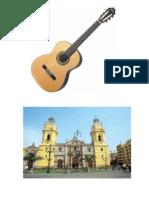 PICTOGRAMAS  CANCIÓN CRIOLLA