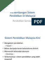 M2-Bab 3 -Perkembangan Pendidikan