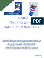 Pepsi Marketing From Pakistan