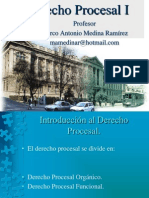 Introduccion Al Derecho Procesal