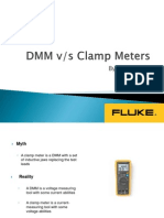 DMM v/s Clamp Meters