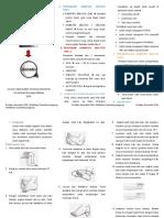 Leaflet Dm Senam Kaki