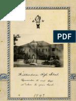 1947 Wilkesboro High School Yearbook