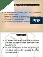 Diapositivas de Tecnicas de Solución de Problemas