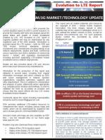 GSA Evolution to LTE Report 070413