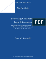 Protecting Confidential Information in Lawsuits