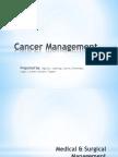 Cancer Management.pptx