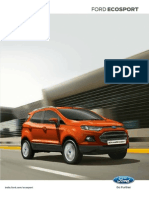 Ford EcoSport Brochure