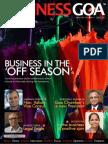 Business Goa Magazine June 2013 issue