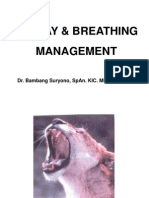 Airway & Breathing Manaj Dr Bambang