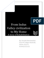Indus Valley to my home