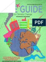 The Guide to Climate Change 2013