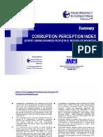 80924980 Index of Corruption 2004