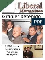 El Liberal Metropolitano 26 de Junio 2013
