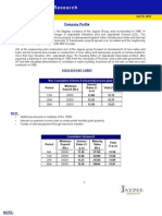 Jai Prakash Associates Fixed Deposit Schemes by RR Investros