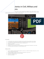 Need for Avionics in Civil, Military and Space Systems.docx
