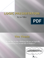 Logic Presentation