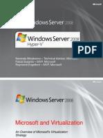 11.2. Microsoft Virtualization 360 - Raymond %26 Faisal