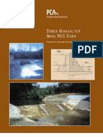 Design Manual for Small RCC Dams