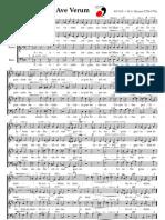 Aveverum Mozart