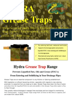 ST1 Grease Trap