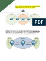 TSHOOT Case Study OSPF Virtual Link BY SUSHIL SHARMA