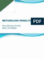 METPEN Presentasi