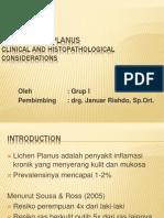 Oral Lichen Planus New