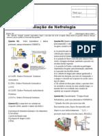 Prova de Nefrologia Dialise 17-06-13 Sem Gabarito