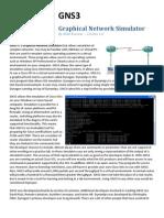 Gns3 Tutorial Pdf
