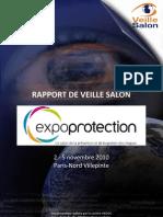 Rapport de Veille Salon Expoprotection 2010